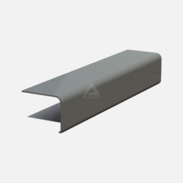 A200 drip fascia trim for grp roofing