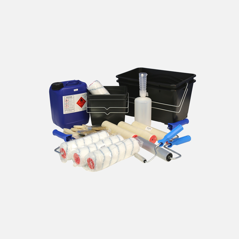 Medium Grp Fibreglass Roofing Tool Packs