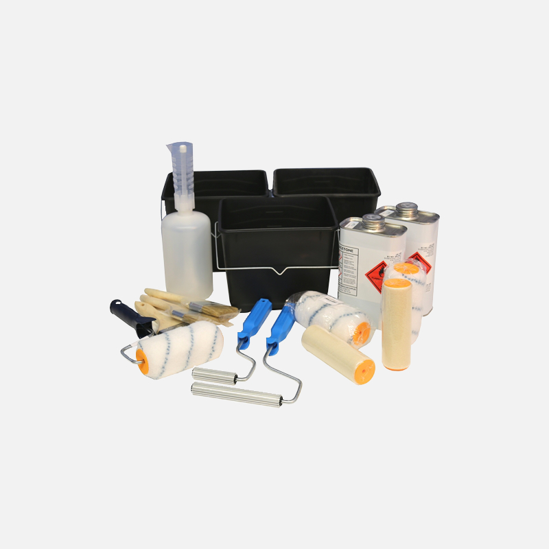 small grp roofing tool pack
